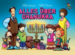 Jüdische Kinderbücher: Chanukka