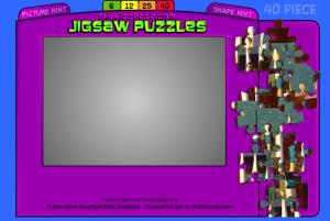 Hanuka puzzle