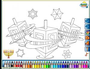 Trenderli színező