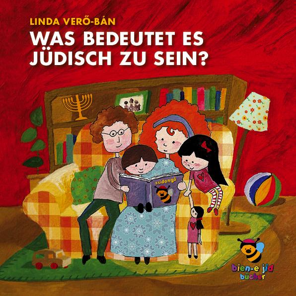 Interaktive Jüdische Kinderbücher: Was Bedeutet Es Jüdisch Zu Sein?